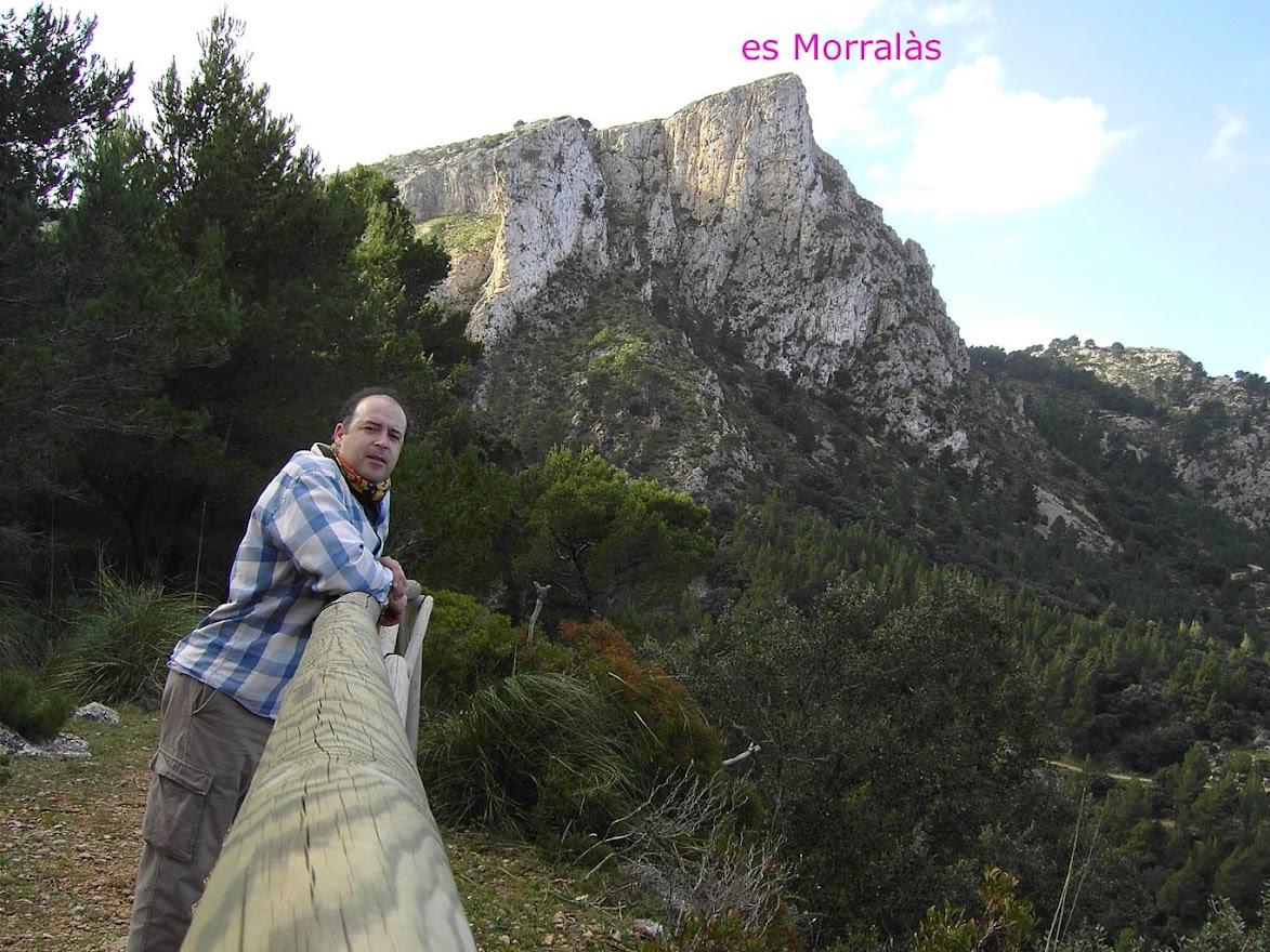 Es Morralàs (Estellencs) Foto: Rafael Minguillón - BTTersMallorca