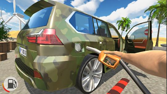 Offroad LX Simulator 8