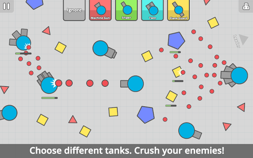diep.io 1.2.7 Screenshots 2