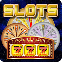 777 Golden Wheel Slots icon