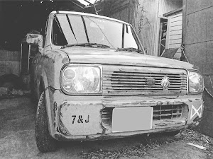 アルトラパン HE21S 4WDのカスタム事例画像 SHANKSさんの2020年04月15日18:04の投稿