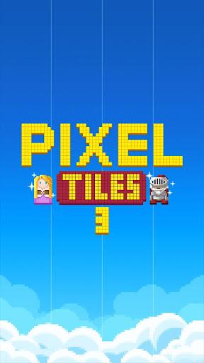 Pixel Tiles 3: Pixel your world  captures d'écran 1