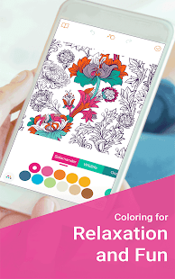 Free Coloring Book For Adults ColorColor 2017 Screenshot Thumbnail