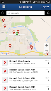 Decorah & Cresco Bank- screenshot thumbnail