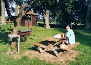 Photo: Campingpladsen ved Bremen.