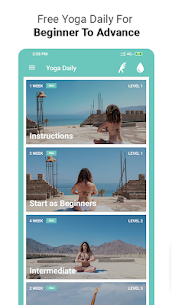 Yoga daily workout, Daily Yoga, Free Yoga workout Apk  Download For Android 1