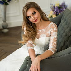 Wedding photographer Aleksandra Kharlamova (akharlamova). Photo of 28.10.2018