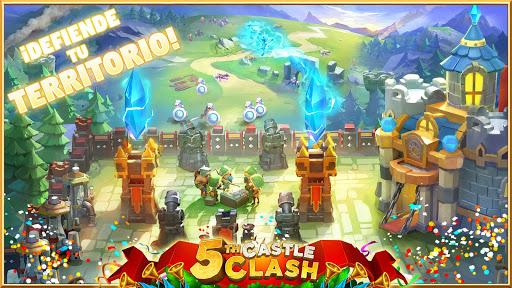 Castle Clash: Epic Empire ES 1.4.1 Screenshots 2