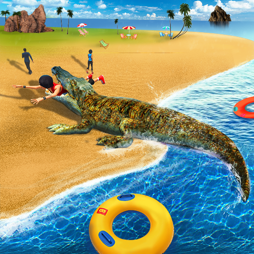 Crocodile Attack - Animal Simulator file APK for Gaming PC/PS3/PS4 Smart TV