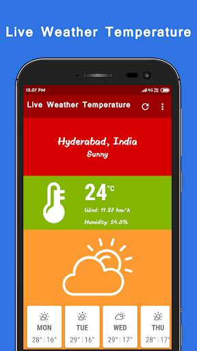 Live Room Temperature 10.0.0 screenshots 2