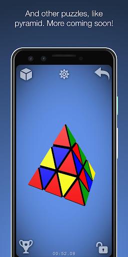 Magic Cube Puzzle 3D 1.14.4 screenshots 3