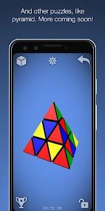 Magic Cube Puzzle 3D 3