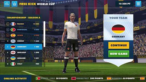 SOCCER FREE KICK WORLD CUP 17  screenshots 2