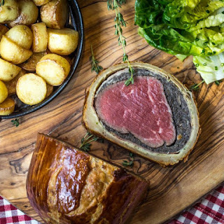 Beef Wellington Sauce Recipes