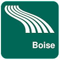 Boise Map offline icon