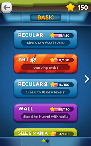 Line Puzzle: Pipe Art 3.4.7 screenshots 6