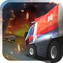 Airport Fire Truck Simulator icon