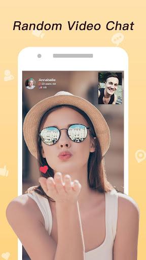 Gulo - random video chat & meet new friends 1.8.8 screenshots 1