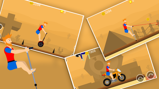Scary Wheels: Don't Rush! android2mod screenshots 6