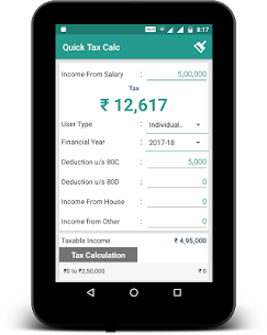 Income Tax Calculator App Download For Android and iPhone 10