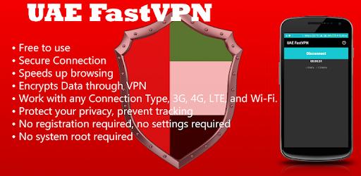 UAE FastVPN Free Unlimited Secured Super Fast VPN - Apps on