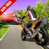 Highway Traffic Rider 3d Motorcycle Racer Android APK Download Free By Majhyana Tech