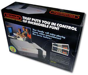 Nintendo Control Set incl Super Mario Bros. + 2 Controllers