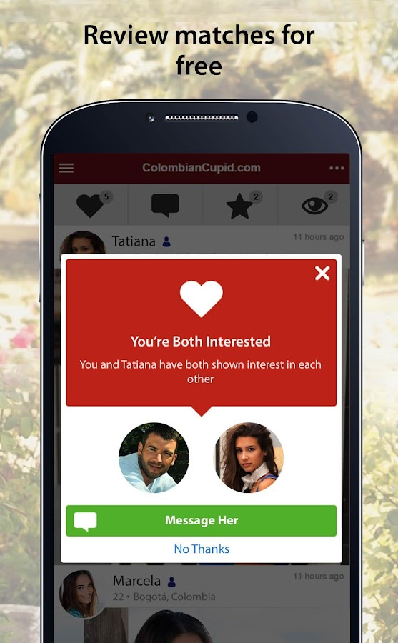 ColombianCupid - Colombian Dating App- screenshot