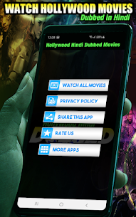 Hollywood Hindi Dubbed Movies – Hindi Dubbed Movie App Download For Android 2