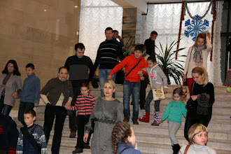 Photo: Детская Новогодняя Сказка от Фонда Сердце Мира и Национального Дворца Украина