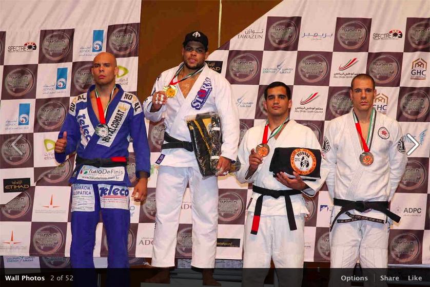 Photo: World Pro Champion 2012