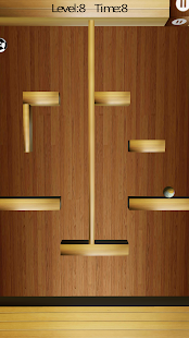 3D Maze Ball- screenshot thumbnail