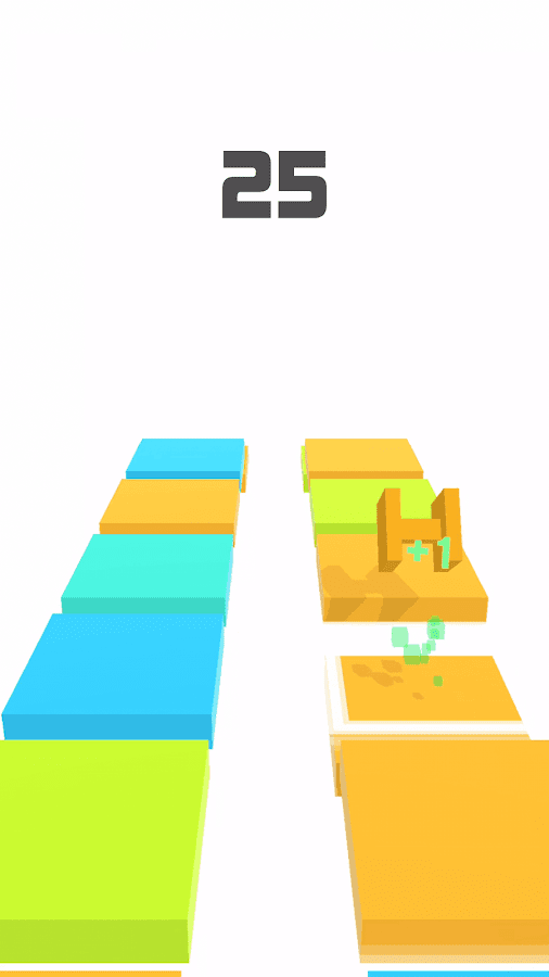 Jumps- screenshot