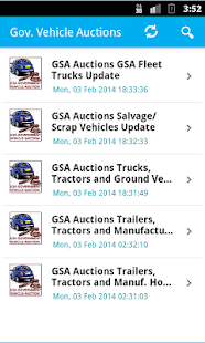 US Govt GSA Vehicle Auctions Listings Ad Free Hack