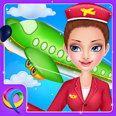 Airport Manager - Kids Airlines Travel Adventure