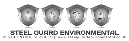 steel guard environment logo