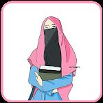DP Kartun Muslimah Hijrah 1.0