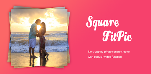 Square Fit - Photo Blur Image Background for PC