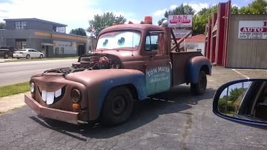Photo: August 7-Mater outside Springfield