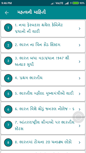 Download GK In Gujarati - Offline Gujarati GK Quiz App