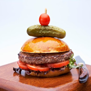 Buckfast Burger