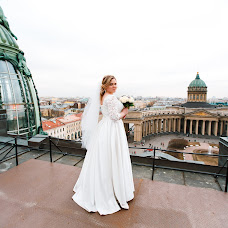 Wedding photographer Anastasiya Gumarova (anastasia0913). Photo of 24.08.2018