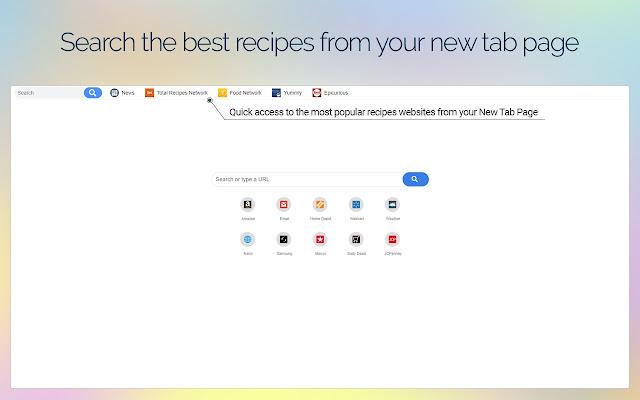 Recipes Now