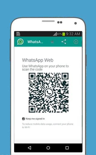 WhatsWeb For WhatsApp screenshot 2