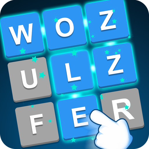 Wozzle: Word Brain Puzzle 拼字 LOGO-玩APPs