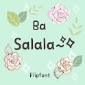 BaSalala™ Latin FlipFont icon