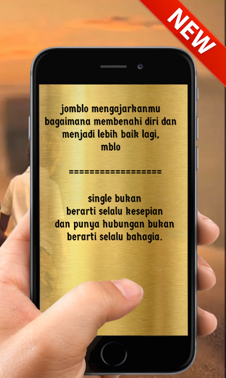 Kata Kata Mutiara Buat Jomblo Terhormat Android Aplikasi