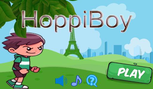 Hopping Boy Run