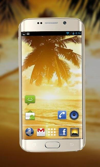#8. Transparent Screen Wallpaper (Android)