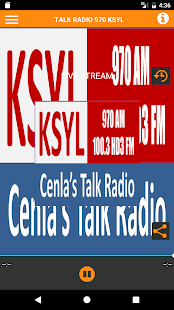 KSYL Talkradio- screenshot thumbnail